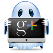 Ghost for Google+