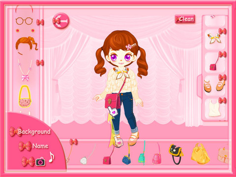 Screenshot Anna's Dress Up II Lite
