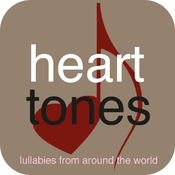 heart tones - lullabies from around the world icon