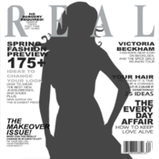 RealCover - Fake magazine covers icon
