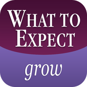 Grow With Me – Baby Photo Flipbook from WhatToExpect.com icon