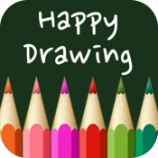 Happy Drawing icon