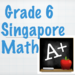 Grade 6 Singapore Math (U.S. Edition)