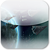 Ultra Galaxy War HD icon