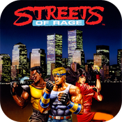 Streets of Rage icon