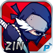 Shadow ZIN: Ninja Boy icon