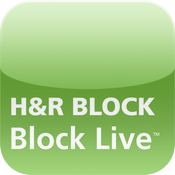 Block Live Tax Preparation icon