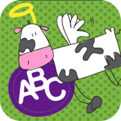 ABC Baby Cow Tutor HD icon