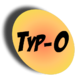 Typ-O - writing is for everybody