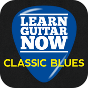 Classic Blues Learn Guitar Now icon