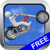 Motorcylce Motocross Bike Race Jump Game FREE icon