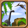 Dinosaurs World - vocal memory match game for children HD for iPhone