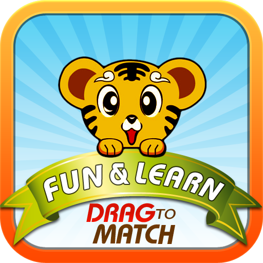Fun and Learn : Drag to Match