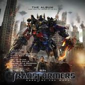 Album CD banda sonora BSO  (Música de e inspirada en) TRANSFORMERS 3