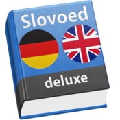 English <-> German Slovoed Deluxe talking dictionary