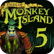 Monkey Island Tales 5 icon