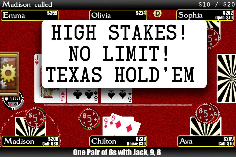 +Poker Pocket Free