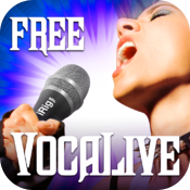 VocaLive FREE icon