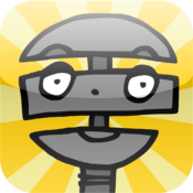 Robot Road Run icon