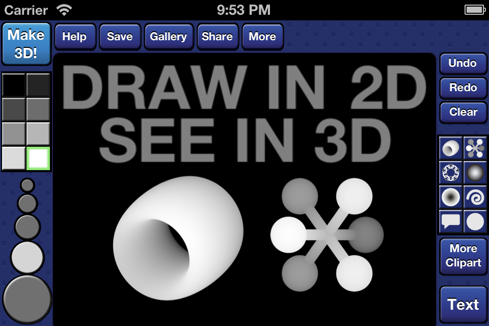 Draw 3d Pro Download Ios Game App