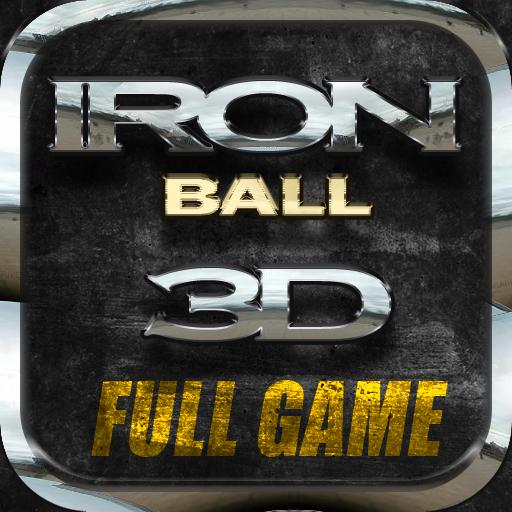 Iron Ball 3D