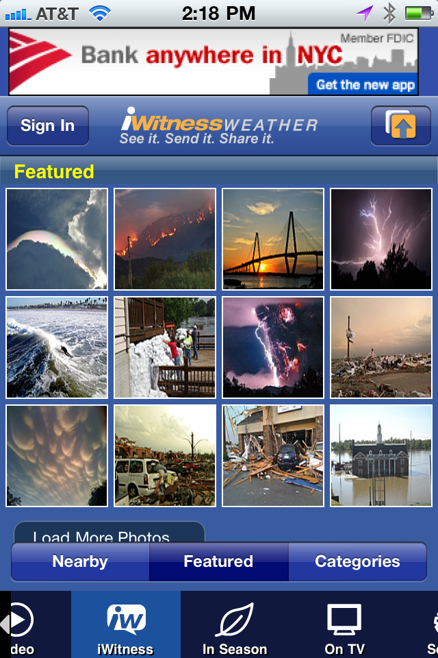 The Weather Channel screenshot 5