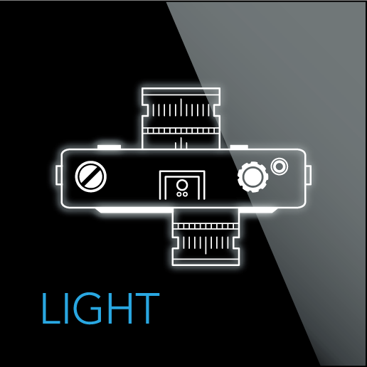 mocamLight - The first App that makes you part of your photo