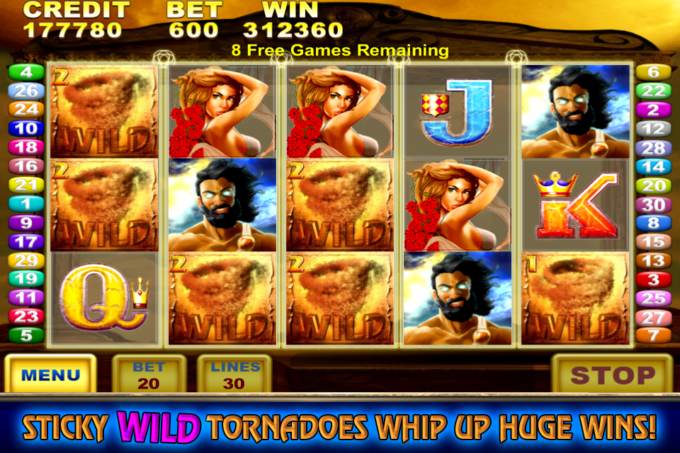 Play Our Top Rated Slots Online