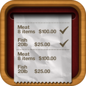 Shopping List √ icon