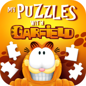 My Puzzles with Garfield icon