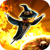 Spunky Tricker: Halloween Party icon