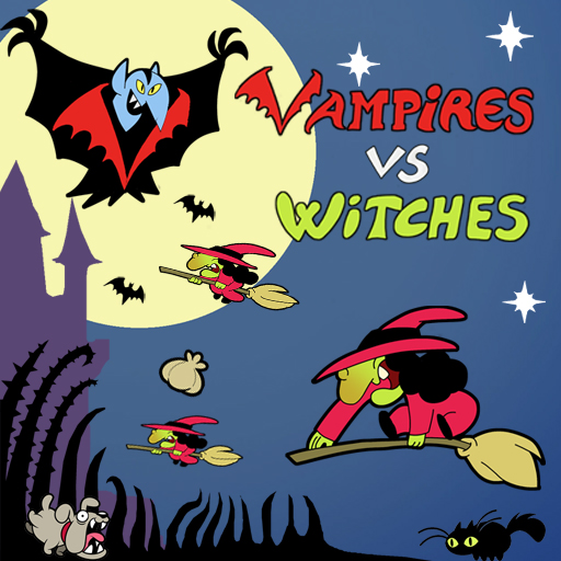 Vampires VS Witches
