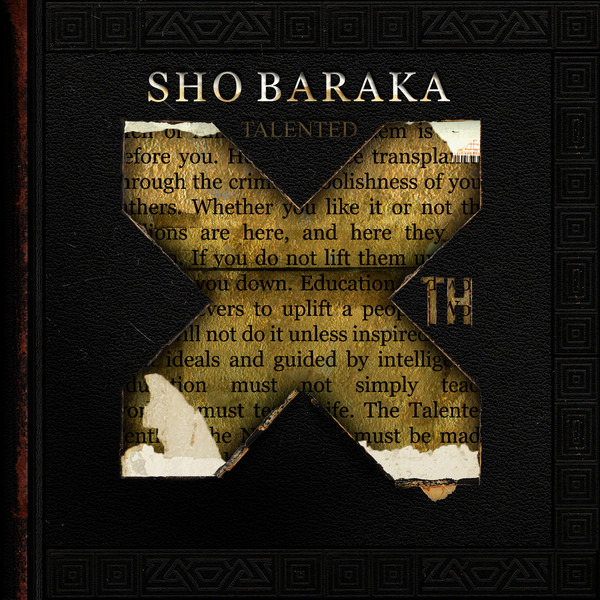 Sho Baraka   Talented 10Th (2013) (iTunes Plus AAC M4A) [Album]