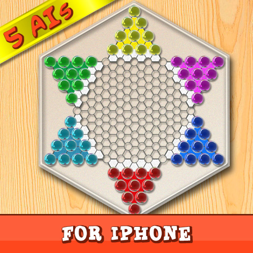 Chinese Checkers for iPhone