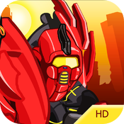 Robots Attack! HD icon