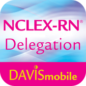 Davis Mobile NCLEX-RN® Prioritization & Delegation icon