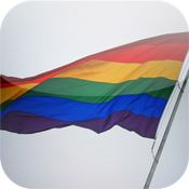 Gay Australia, the App icon