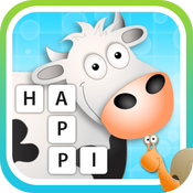 Happi Spells - Crossword Puzzles for Kids by Happi Papi icon