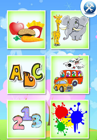 Baby Flash Cards+ | iPhone Education apps | by eFlashApps, LLC