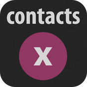 ContactsX icon