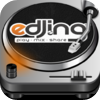 edjing DJ Turntable for Android logo