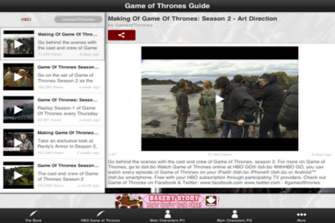 Game of Thrones Guide