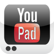 YouPad for YouTube icon