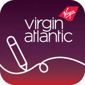 Trip Journal Virgin Atlantic Edition icon