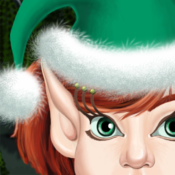 Fairy Mahjong 3D Christmas Edition icon