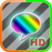 Pimp Your Message PRO - Color & Glow Your Text Message FREE icon
