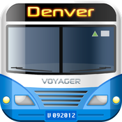 vTransit - Denver public transit search icon
