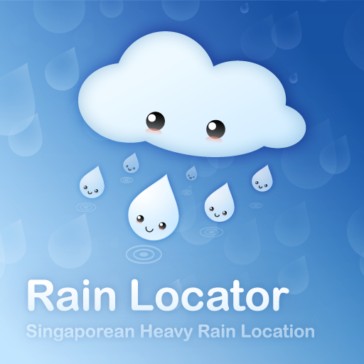 Singaporean Heavy Rain Locator