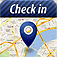 Check in plus - All in one solution to share your location in Facebook, SMS, iMessage and Email