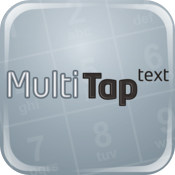 MultiTap Text icon